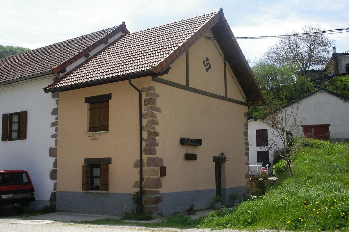 Casa rural Ekhiñe Enea